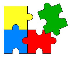 Structure clipart corporate building Clipart Puzzle Puzzle Art clipart