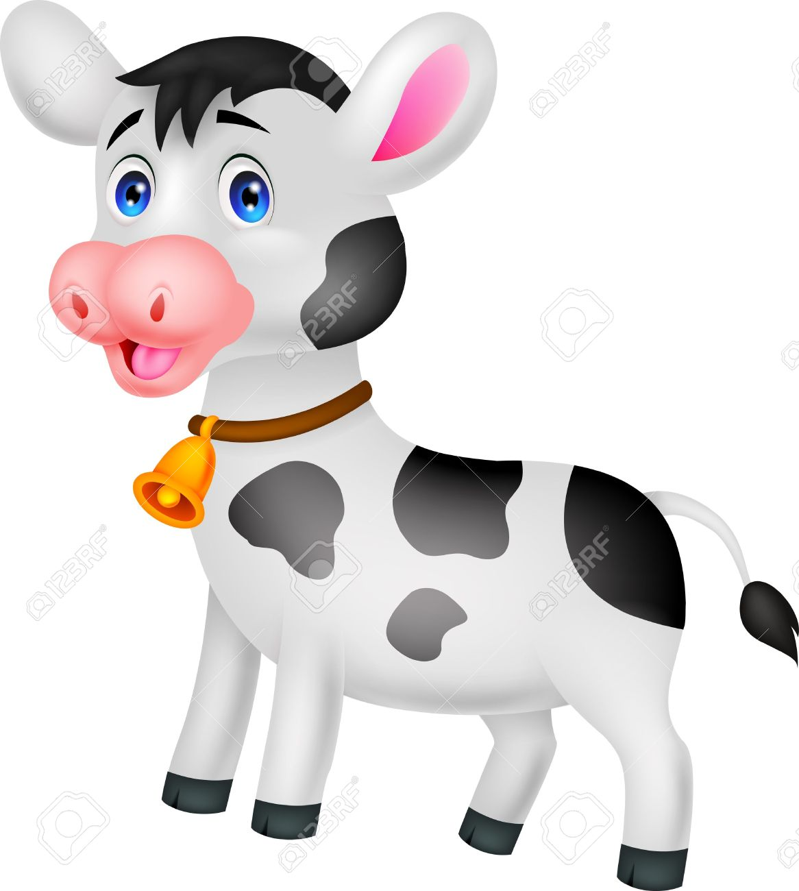 Ox clipart raging bull Clipart Clipart Young cow Mother