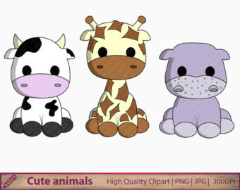 Mommy clipart baby cow Cute Cow commercial use animals