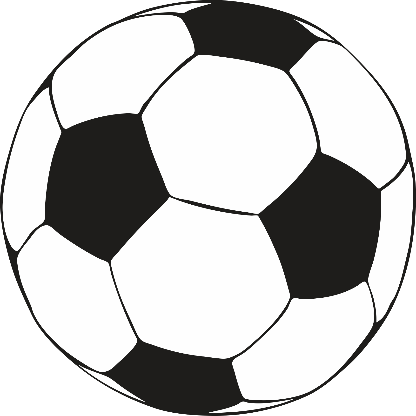 Pice clipart ball Of Pictures Zone Soccer Ball