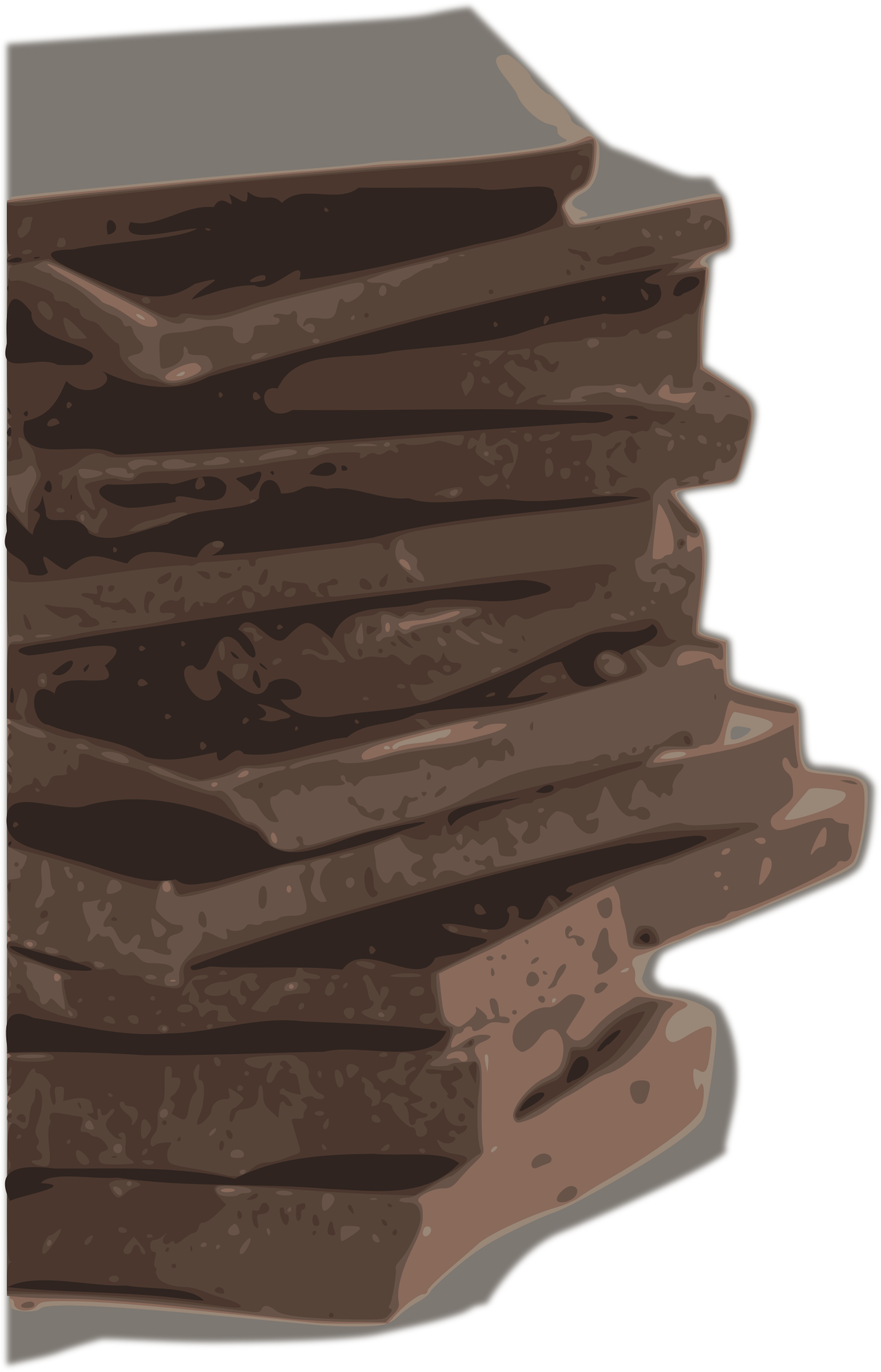 Pice clipart chocolate Pieces (Tracing) (Tracing) Pieces Block