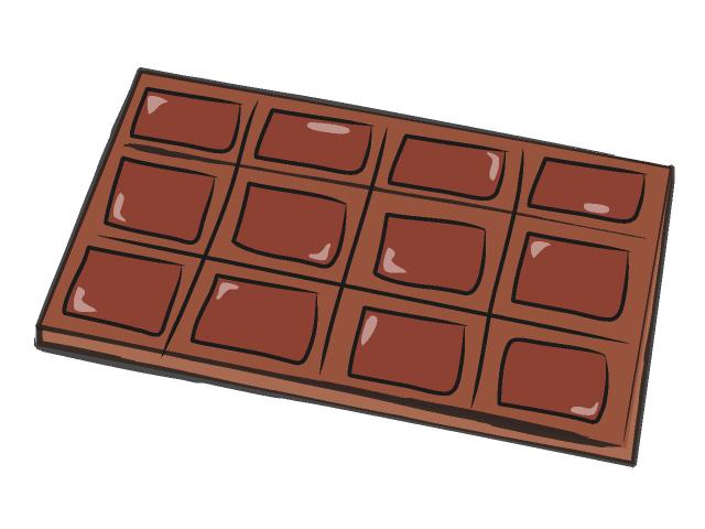 Bar clipart dark chocolate Chocolate clipart photos clipart Clipartix