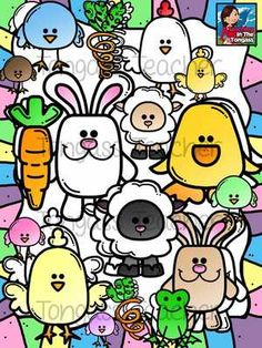 Pice clipart easter #9