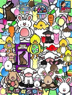 Pice clipart easter #12