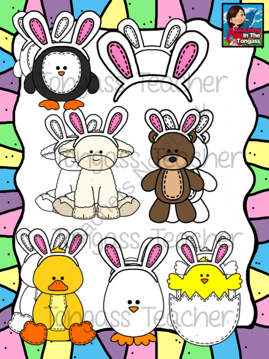 Pice clipart easter #8