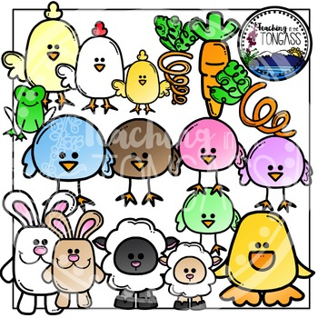 Pice clipart easter #7
