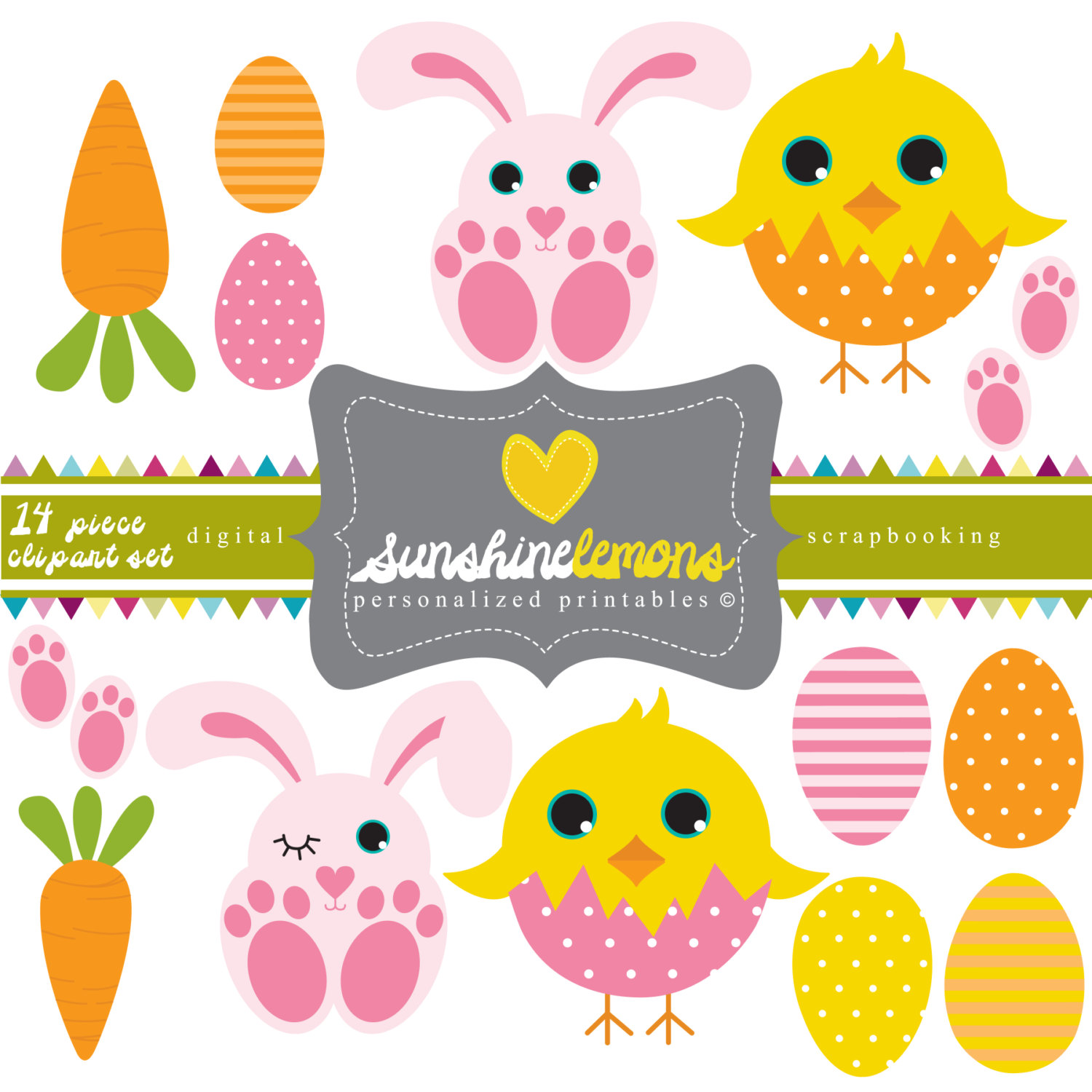 Pice clipart easter #3