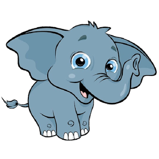 Rat clipart elephant #5