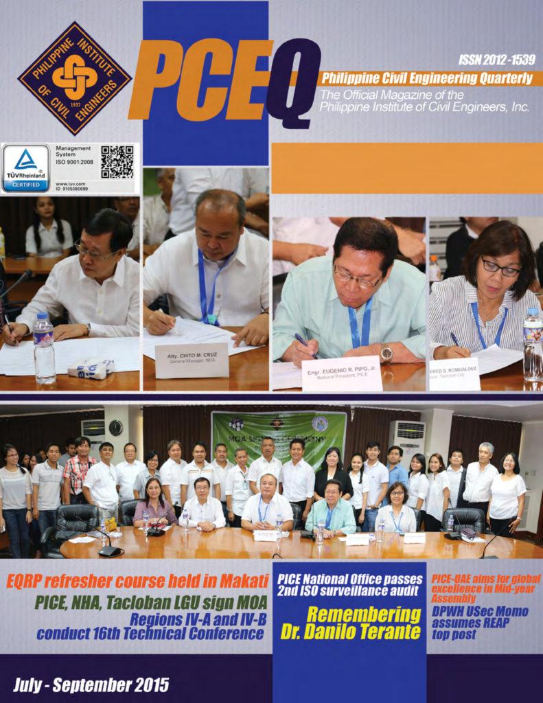 4th Magaz Institute Civil Engineers