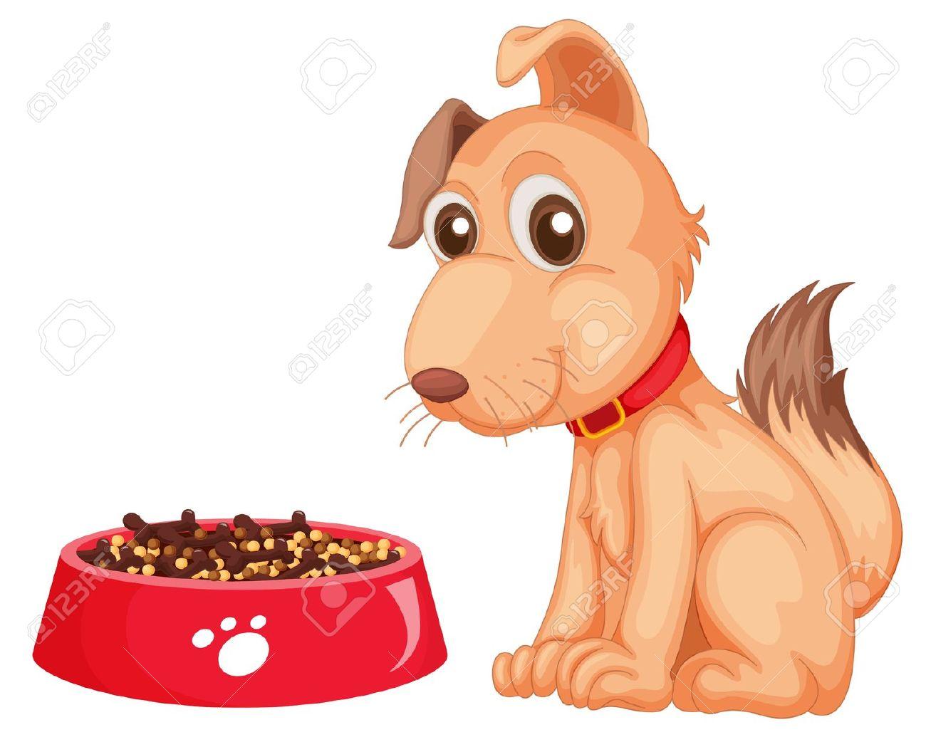 Pice clipart feed dog Pets Feed clipart ClipartFox dog
