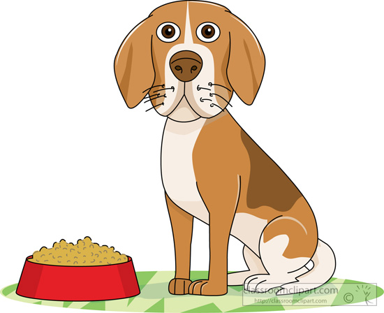 Pice clipart feed dog To with Download Kid clipart