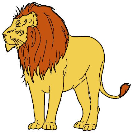 Animl clipart lion Images King Free Clipart Art