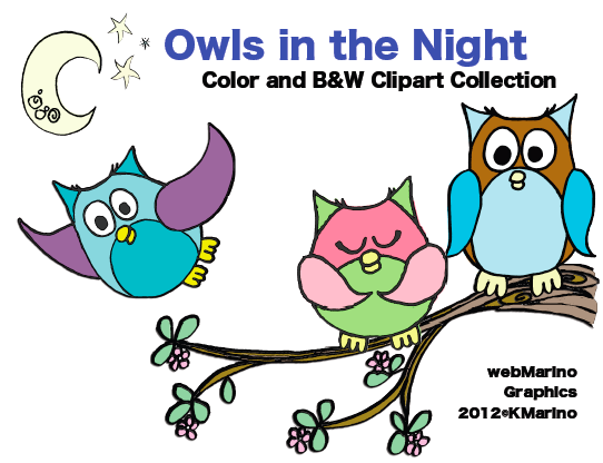Night clipart night owl Night!!! collection owl – Clipart