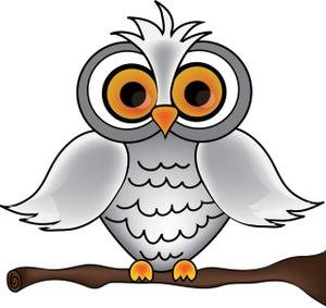 Night clipart gray owl Clipart photos Night owl clipart