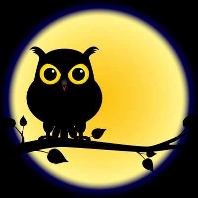 Night clipart night owl Sleep and Self Acceptance