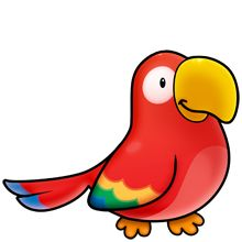Amd clipart parrot Best Animal images on Birds
