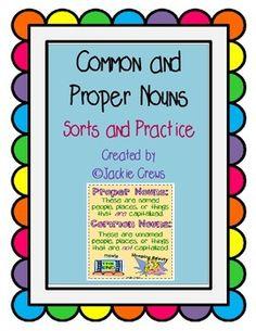 The a common/proper noun ideas