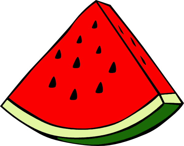 Pice clipart red fruit #9