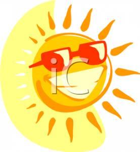 Pice clipart sun Free Clipart Brilliant Sun Border