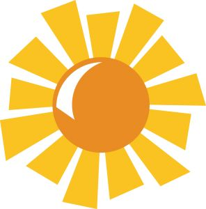 Pice clipart sun And about on Pin happy
