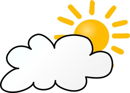 Clouds clipart line art Clip clipart com Cliparting Weather