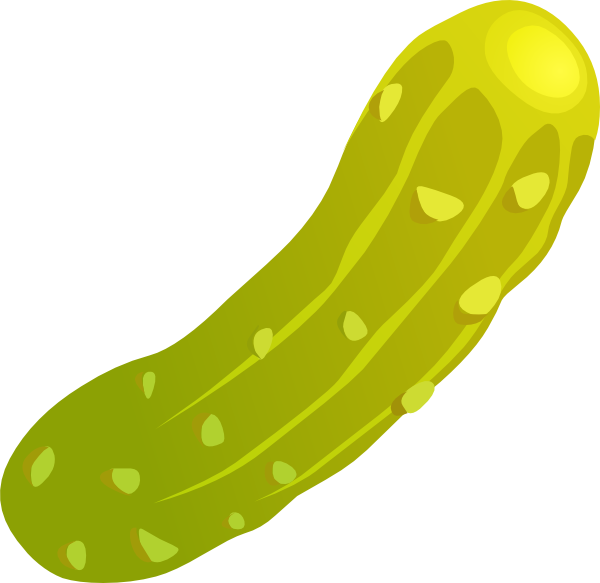 Pickle clipart kamias Clipart Cliparts Clipart The Pickle
