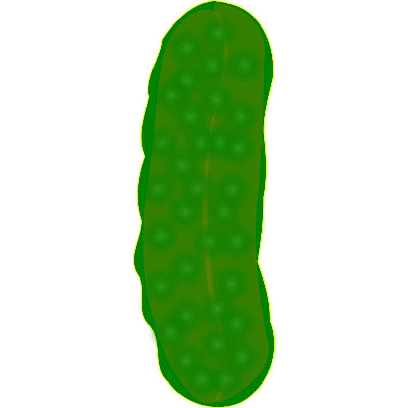 Pickle clipart big On Free Art  Download