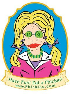 Pickle clipart huge For Phickles chance entered a
