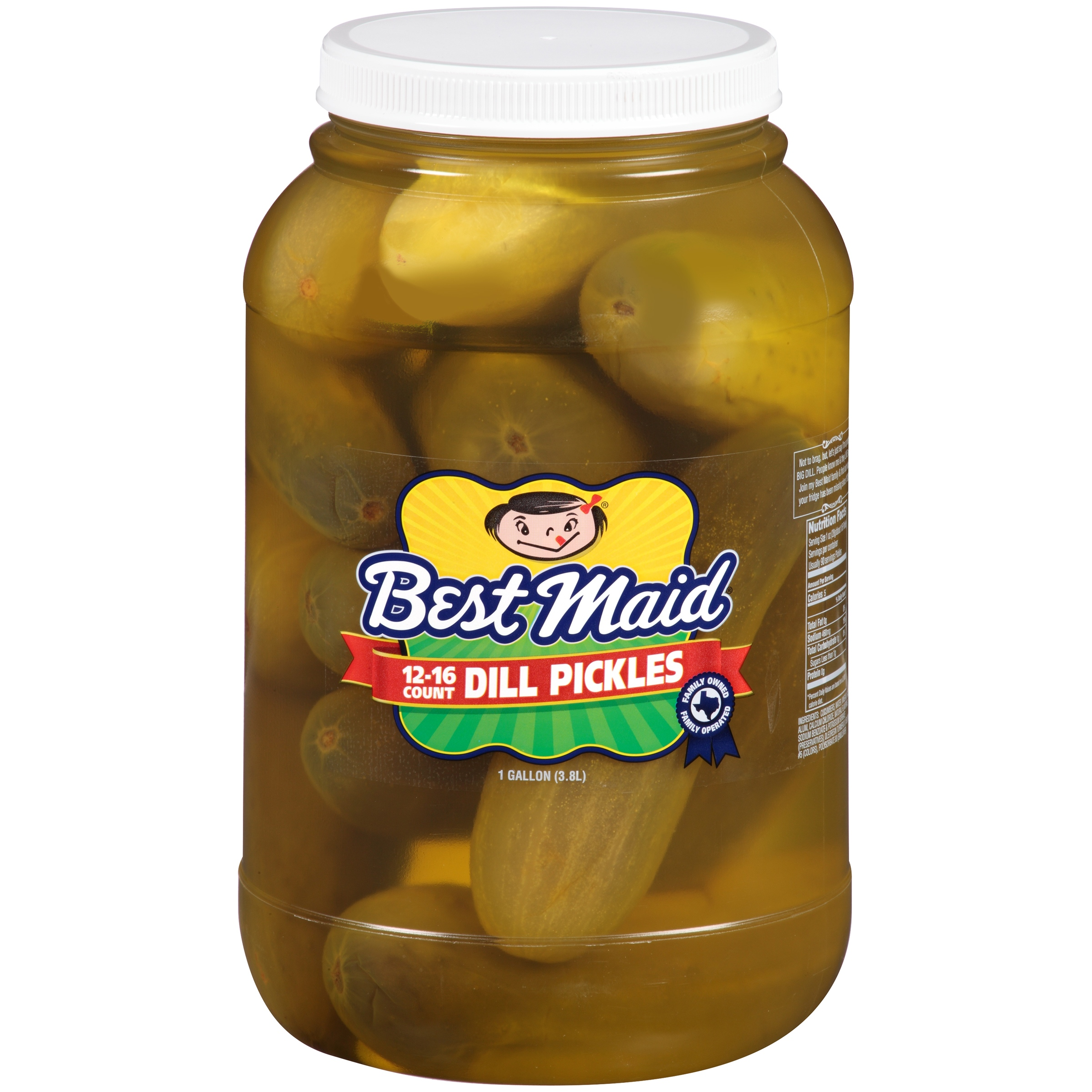 Pickle clipart huge Ct Dill Gal Maid 16