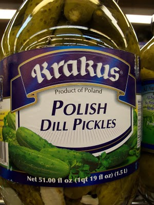 Pickle clipart polish Dill Dill Style Polish Pickles