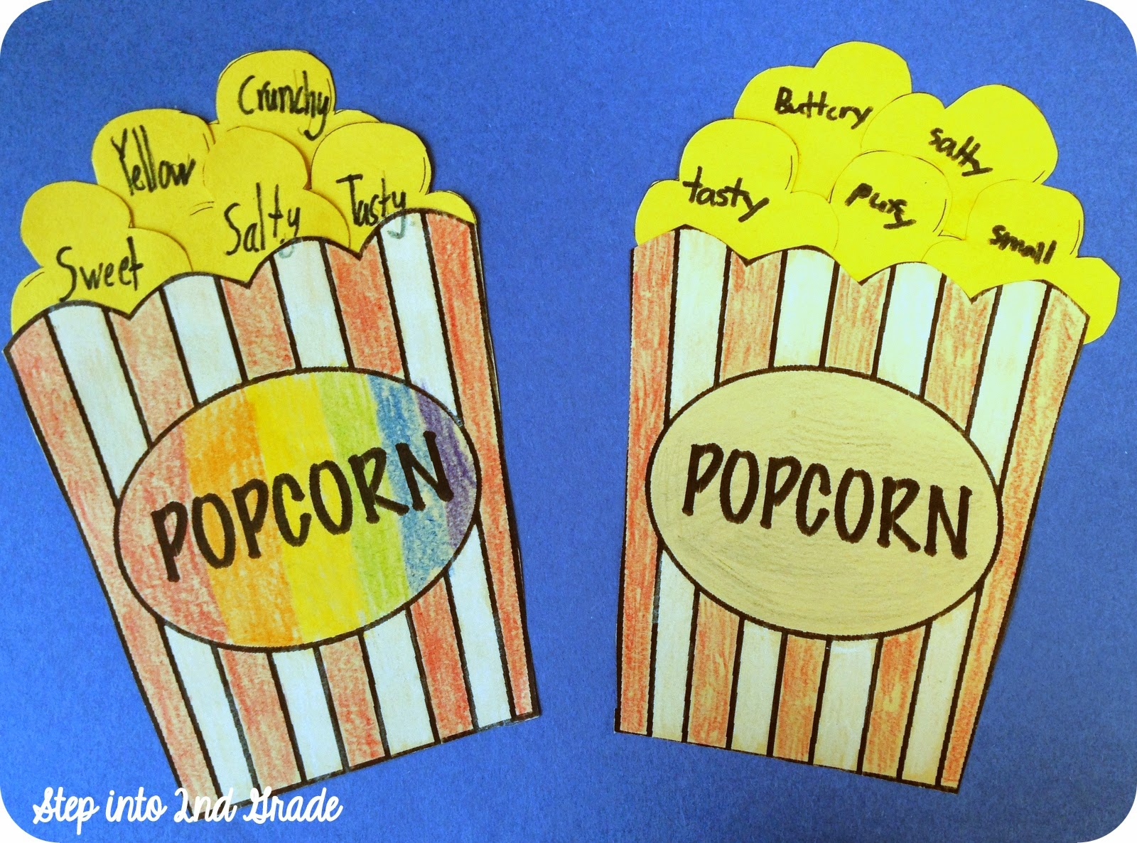 Popcorn clipart pickle A Graduate Step into with