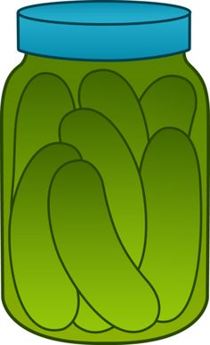 Pickles clipart Pickles of (Very Clip cucumber
