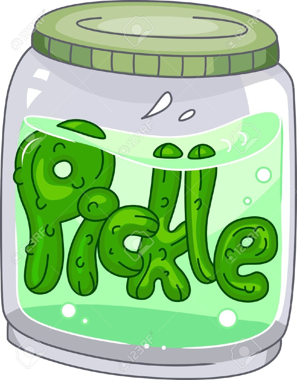 Pickle clipart animated Dill com Clipart Animated Pickle