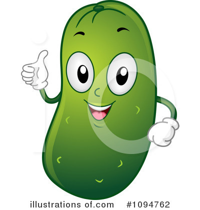 Pickles clipart cartoon Pickle by (RF) Illustration #1094762