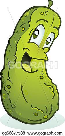 Pickle clipart big Drawing Vector Art  cartoon