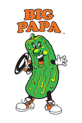 Pickle clipart big Character Pinterest Pickle Papa Big