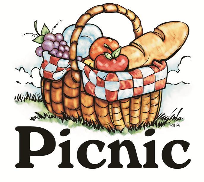 Picnic clipart company picnic #16768 Art Best Basket Art