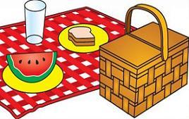 Picnic Basket clipart picnic mat Basket Basket Free Picnic Picnic