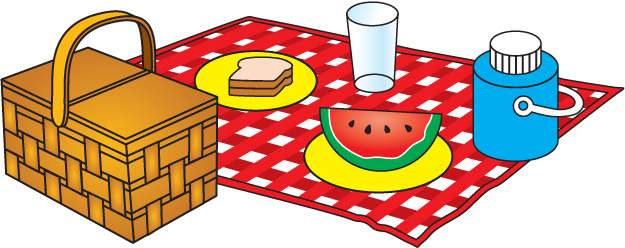 Picnic clipart vector Picnic you Clipart clipart cliparts