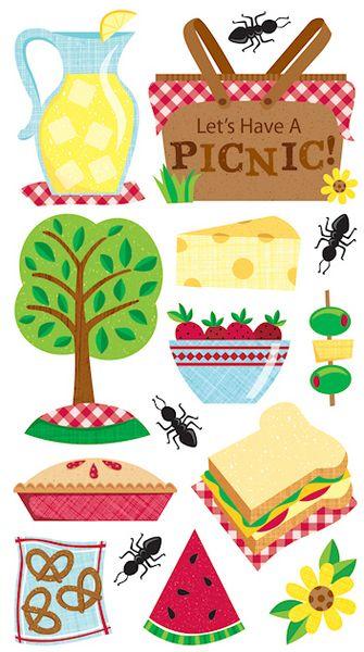 Picnic clipart beach picnic > 81 Pinterest $1 images
