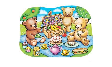 Picnic clipart cartoon Clipart Free bear picnic 2