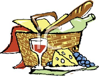 Wine clipart gift hamper Clipart Clipart Gift Clipart Basket