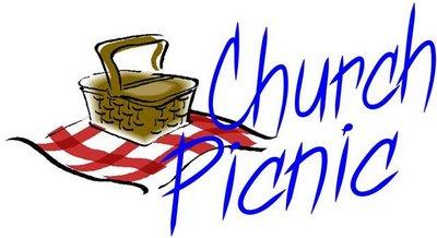 Picnic clipart church picnic · Free Clipart Picnic Panda