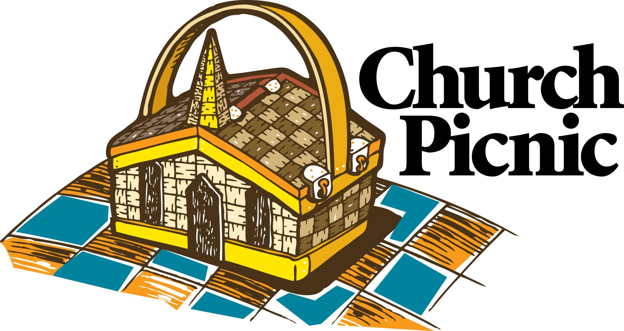 Picnic clipart church picnic Church Images Free Art Clipart