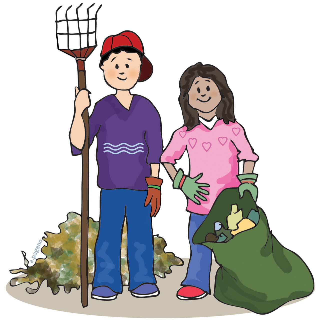 Community clipart neighborhood Neighborhood cliparts Community Clean Clipart