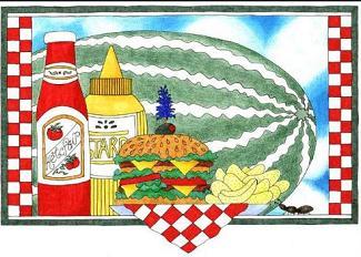 Picnic clipart company picnic Clipart food Picnic picnic Free