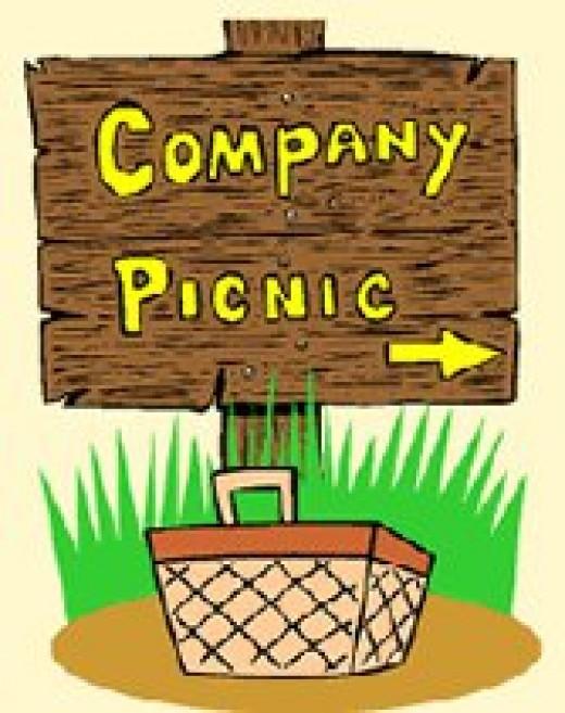 Picnic clipart company picnic A few of  to