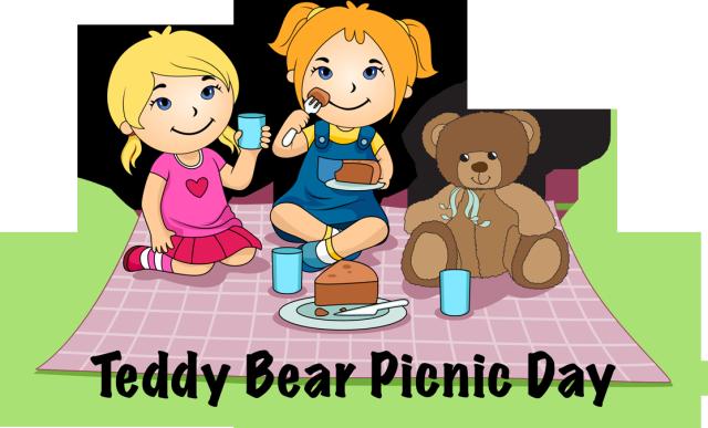 Teddy clipart children's #3