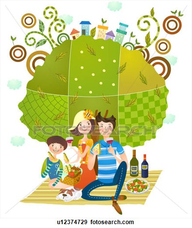 Larger clipart family picnic Clipart Clipart Company company%20picnic%20clip%20art Images