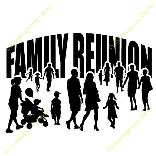 Picnic clipart family gathering Collection clipart Reunion Family Picnic